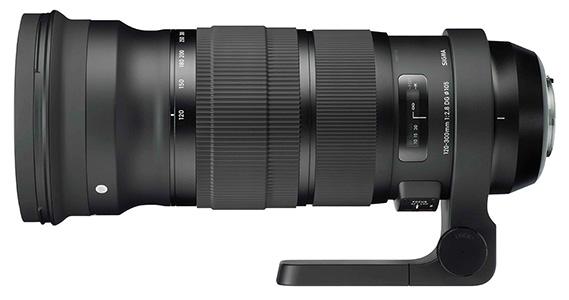 Sigma 120-300mm f/2.8 DG OS HSM, sigma, lente sigma, lente, precio