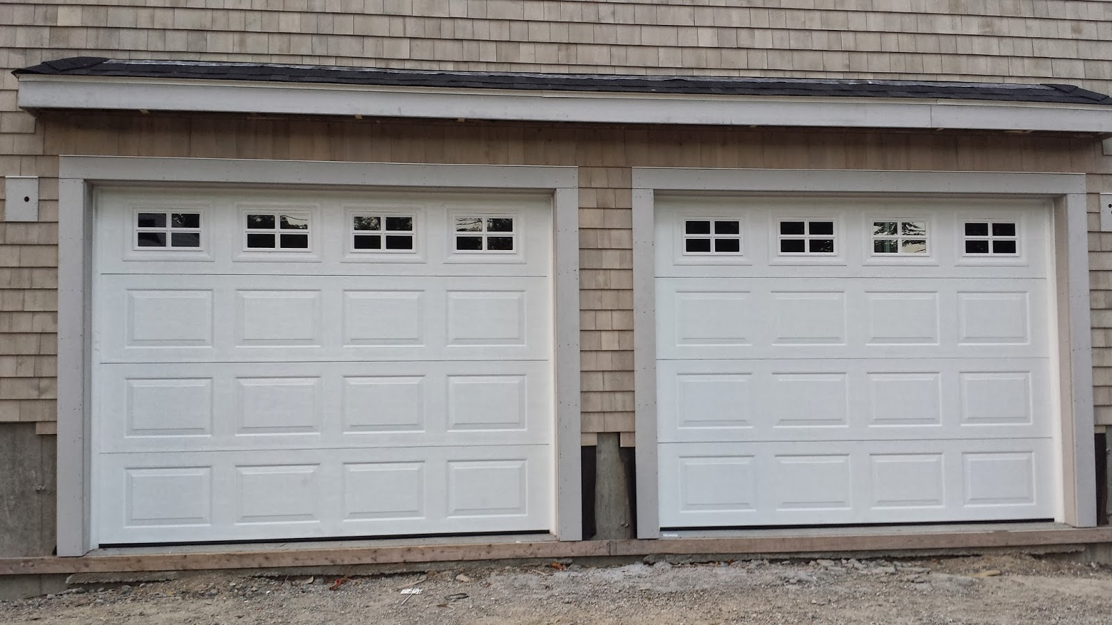 900 #5A4F45 The Impatient Home Builder: Vent Fans & Garage Doors image Overhead Doors Direct 38431600