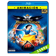 Blanca Nieves y los siete enanos (1937) HEVC H265 2160p Audio Trial Latino-Ingles-Castellano