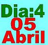 Programa - 05/04