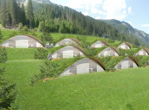 Architetando Verde Hotel Na Montanha