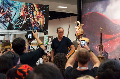 Clark Gregg, Marvel, Agents of S.H.I.E.L.D., SDCC13, San Diego Comic Con, Agent Coulsen