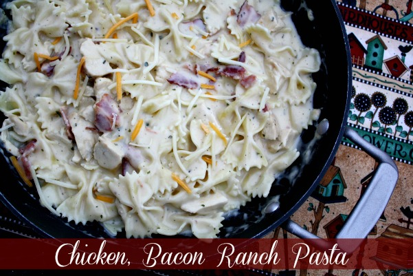 Family chicken pasta recipes