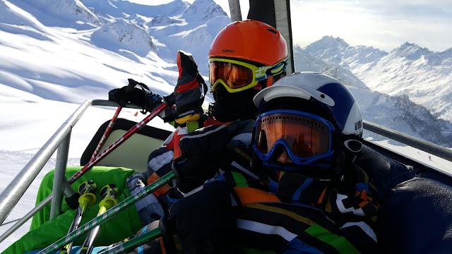 горнолыжный инструктор Санкт Антон