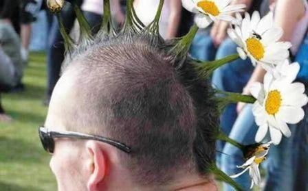 Kumpulan Gambar Gaya Rambut (Hairstyle) Unik