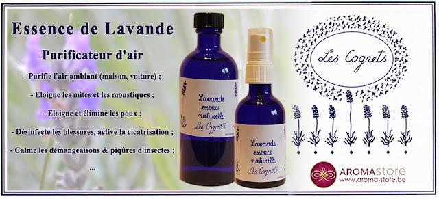 lescognets huile essentielle lavande