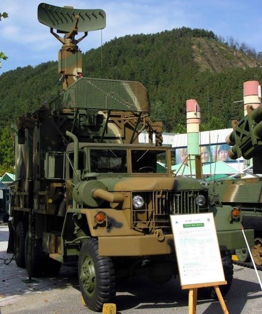 Radar TPS 830C Corea LIG Codaltec
