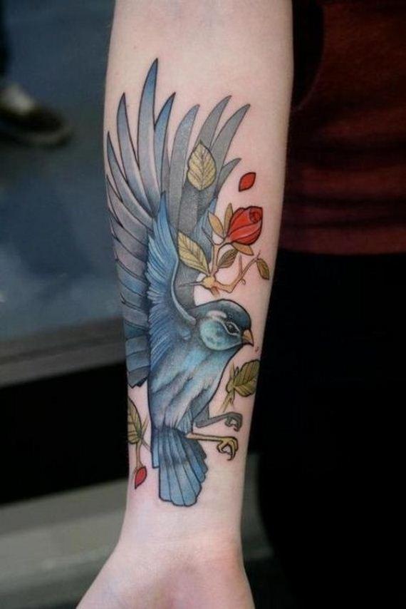 Beautiful Nature Tatto...