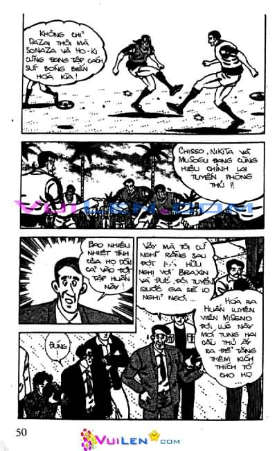 Jindodinho - Đường Dẫn Đến Khung Thành III Tập 63 page 50 Congtruyen24h