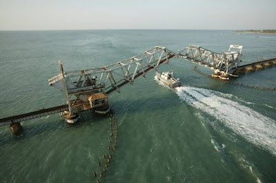 pamban bridge crouse