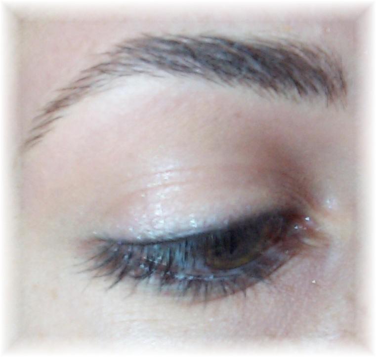 Eyebrow shapes diamond face