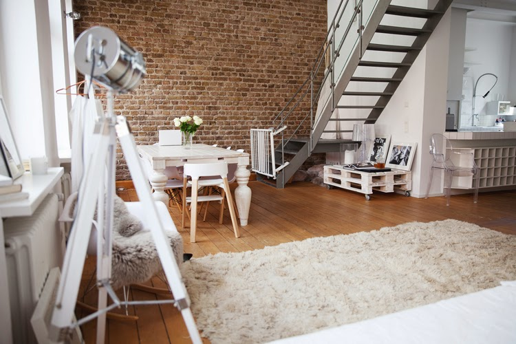 Decorar un loft - Ideas para loft ...