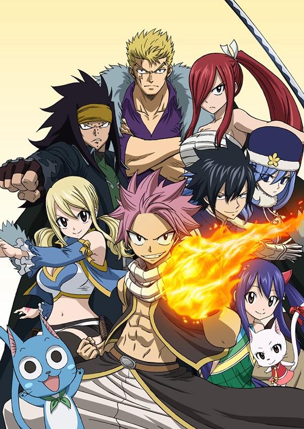 Fairy Tail, Actu Manga, Manga, Hiro Mashima, Actu Japanime, Japanime,