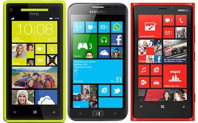 4 Asyiknya Ponsel Windows Phone