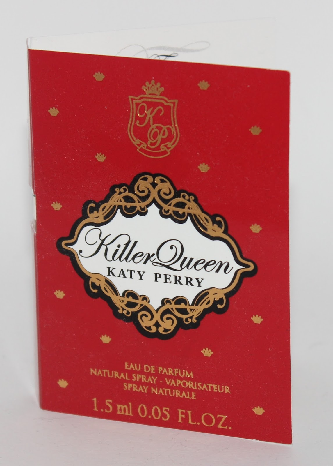 Katy Perry - Killer Queen Fragrance