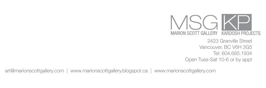 Marion Scott Gallery | Kardosh Projects