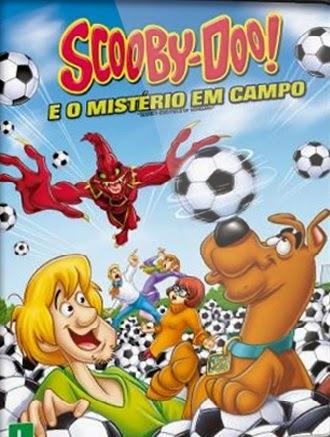 Scooby-Doo e o Mistério em Campo  DVDRip AVI e RMVB Dublado