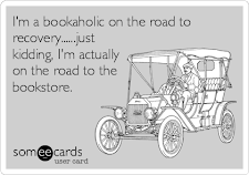 Hi, My Name Is Gigi Ann. I'm a Bookaholic