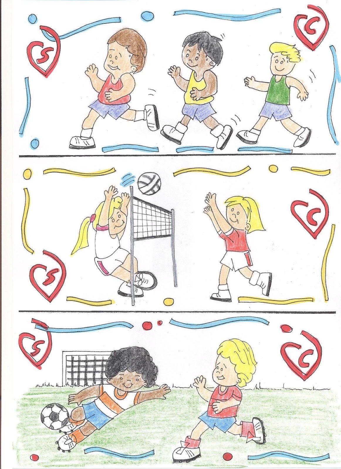 Juegos Escolares 2012 Sagrado Corazón Chamartín: abril 2012