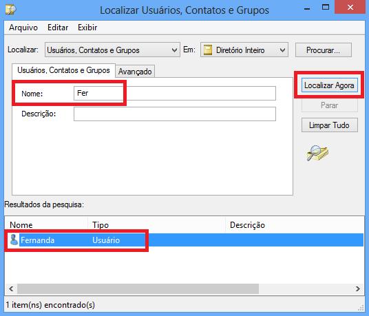 Identidade mcp configurar cria o de atalho para consulta for Consul windows