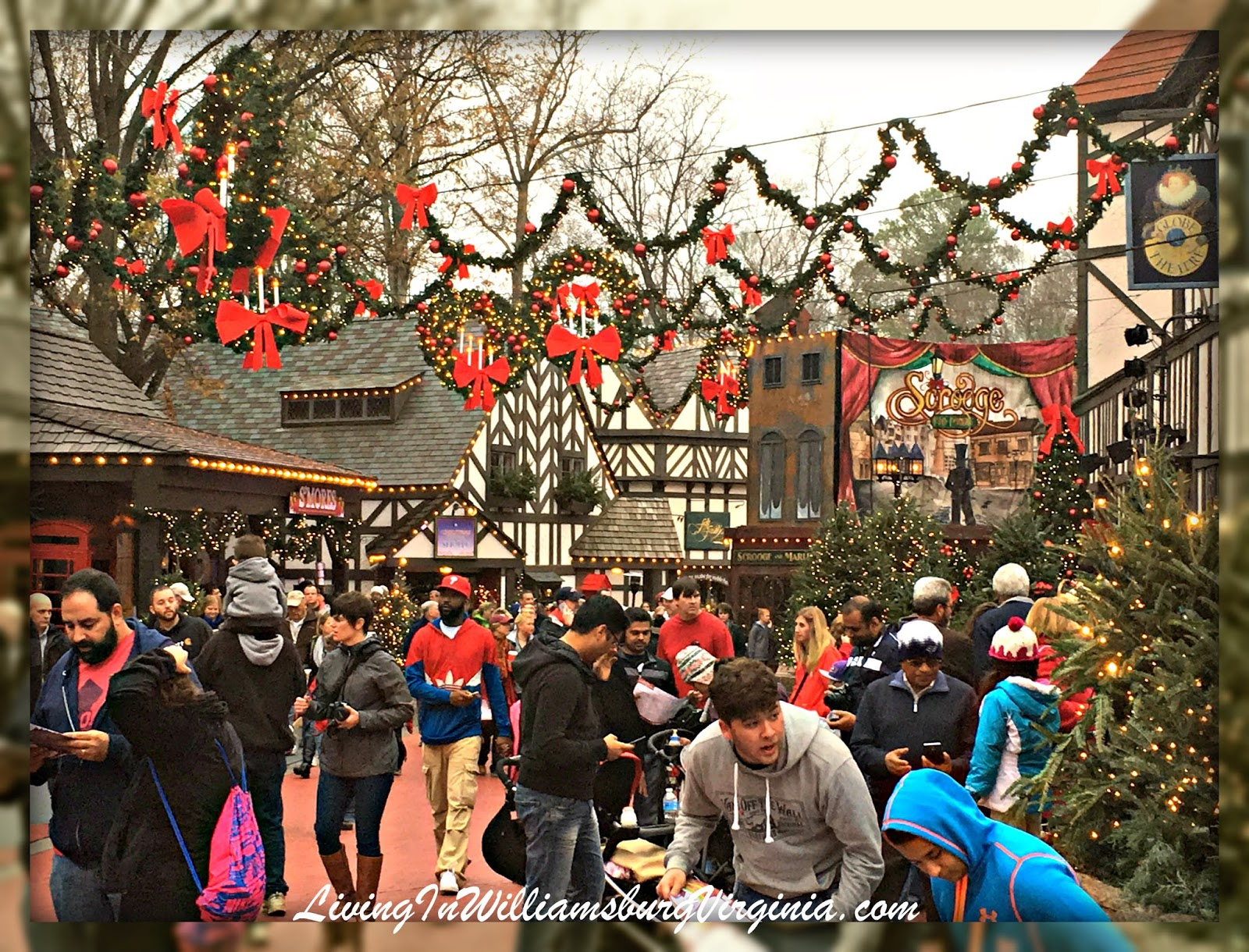 Coupons for christmas town busch gardens williamsburg va - Last ...