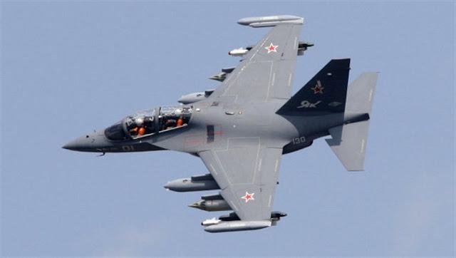 Yak-130 Mitten