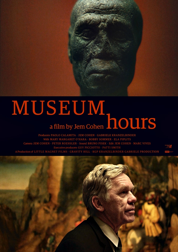 Museum Hours póster
