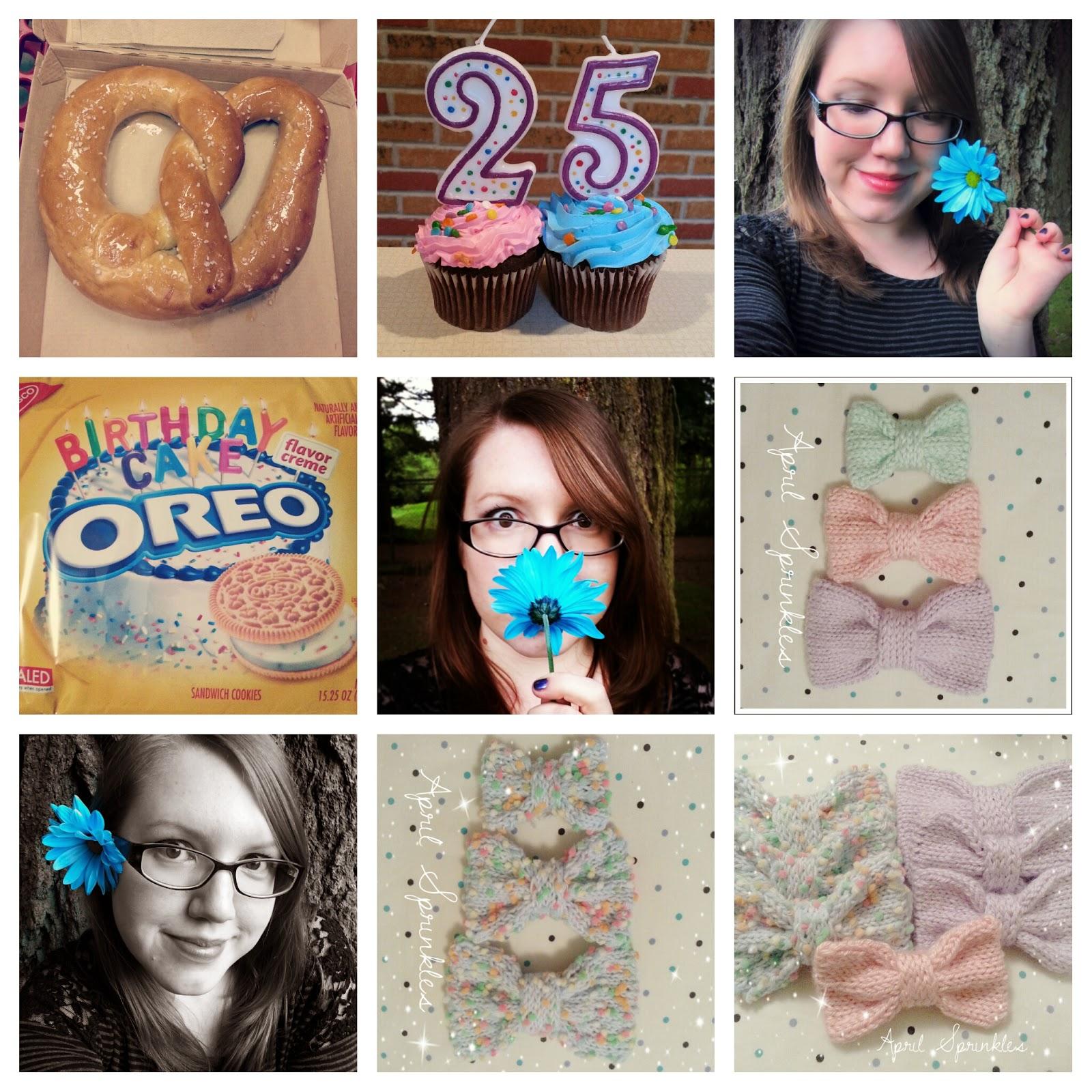 April Sprinkles photo roundup Instagram @craftylilkels