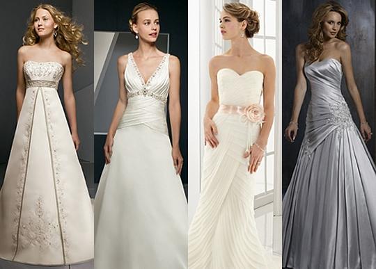 Lindos vestidos de casamento - mês das noivas - 01