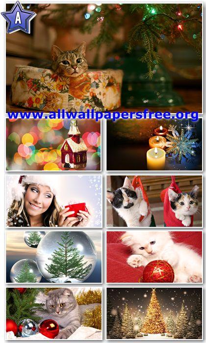40 Christmas Full HD Wallpapers 1920 X 1080