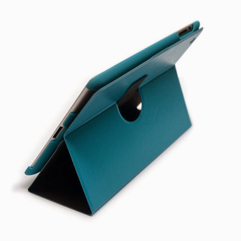 Casing Ipad 2 / 3 / 4 Leather Vibo Smart Rotate IP2052