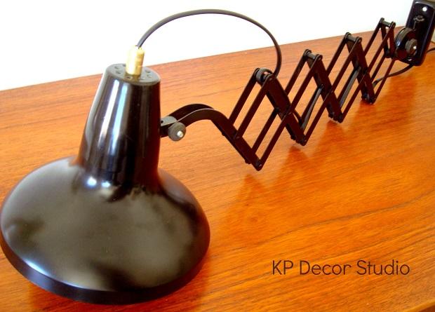 Comprar lámpara con fuelle extensible para pared, dormitorio o salón.