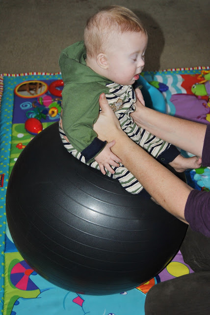 Physical Threapy for Low Muscle Tone from Down Syndrome