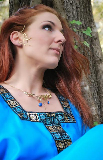 collier Passion elfique