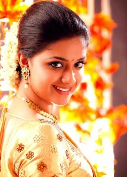 Keerthy Suresh Navel Keerthi Suresh Actress New Hot