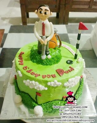 Kue Tart Golf Daerah Surabaya - Sidoarjo