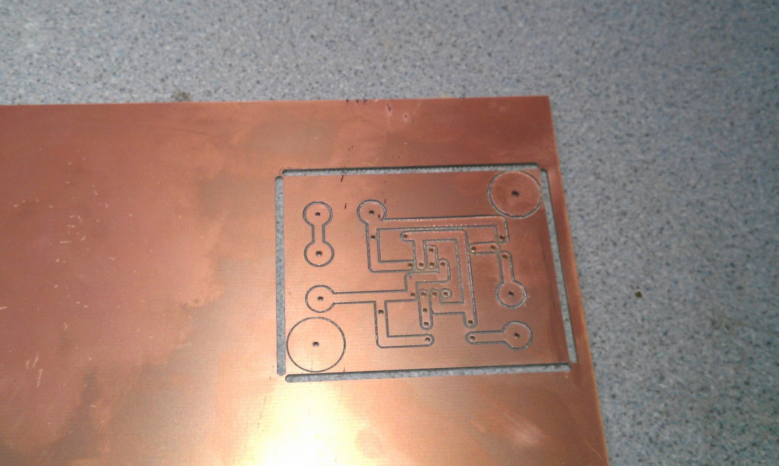 N1ir Electronics Website New Toy Lpkf S63 Circuit Board Milling Is Performed On Our Protomat First
