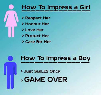 5 Easy Lessons To Impress A Girl