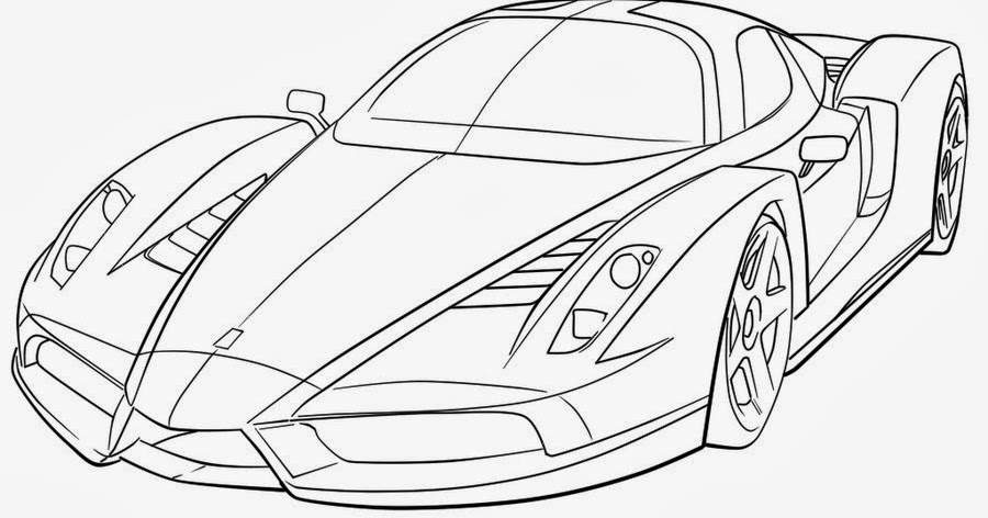 Hotwheeles Coloring Pages