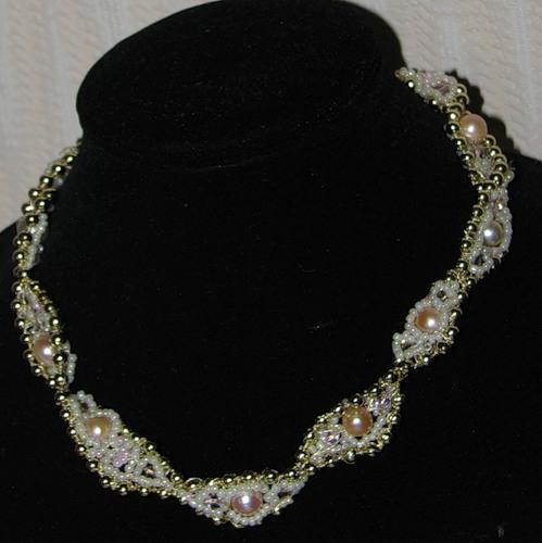 бисероплетение колье ожерелье схемы описание мастер класс - Всемирная схемотехника.