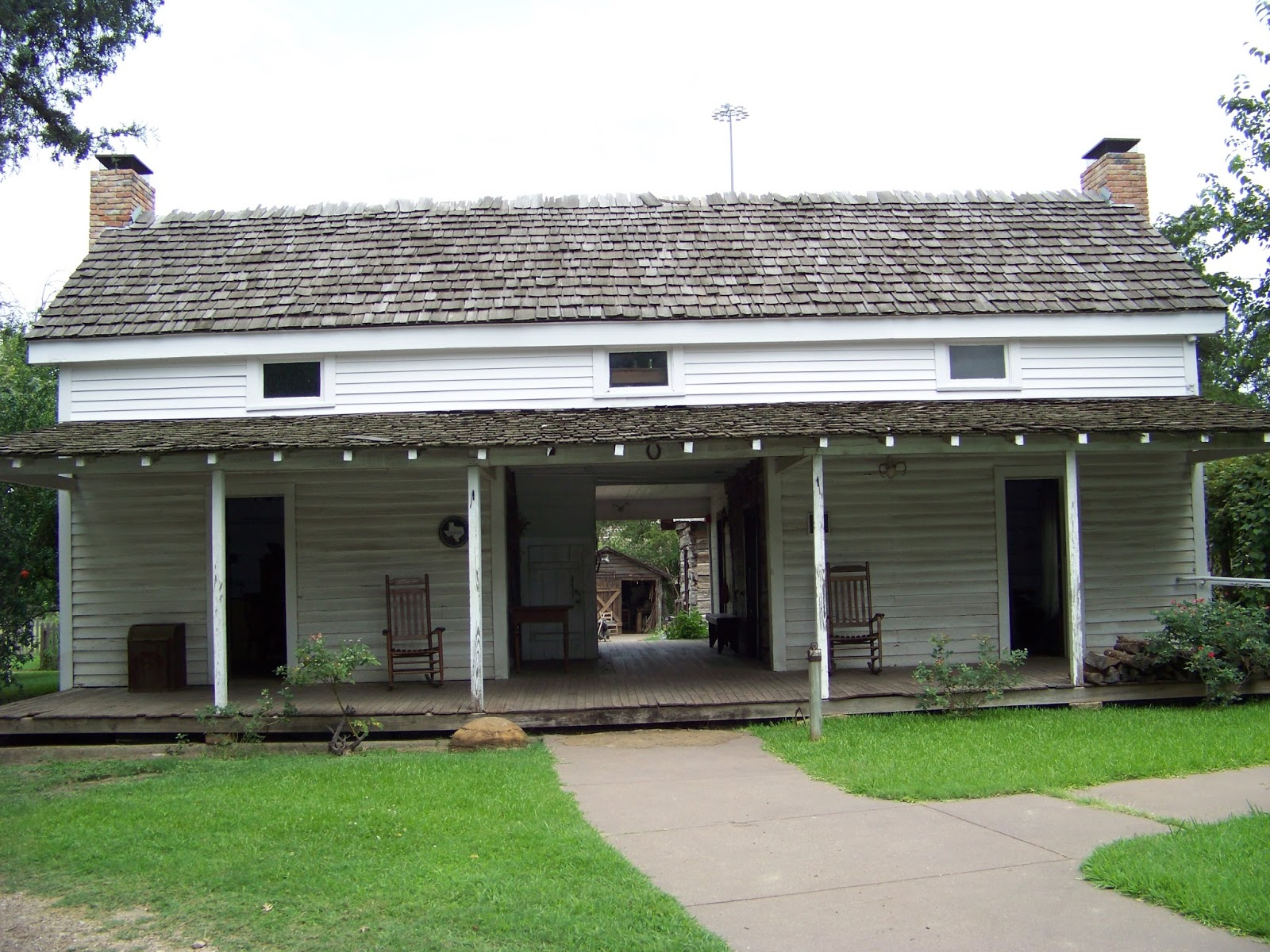 Doorway Into the Past: Dallas Heritage Village
