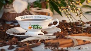 Zapraszam do naszej e-herbaciarni