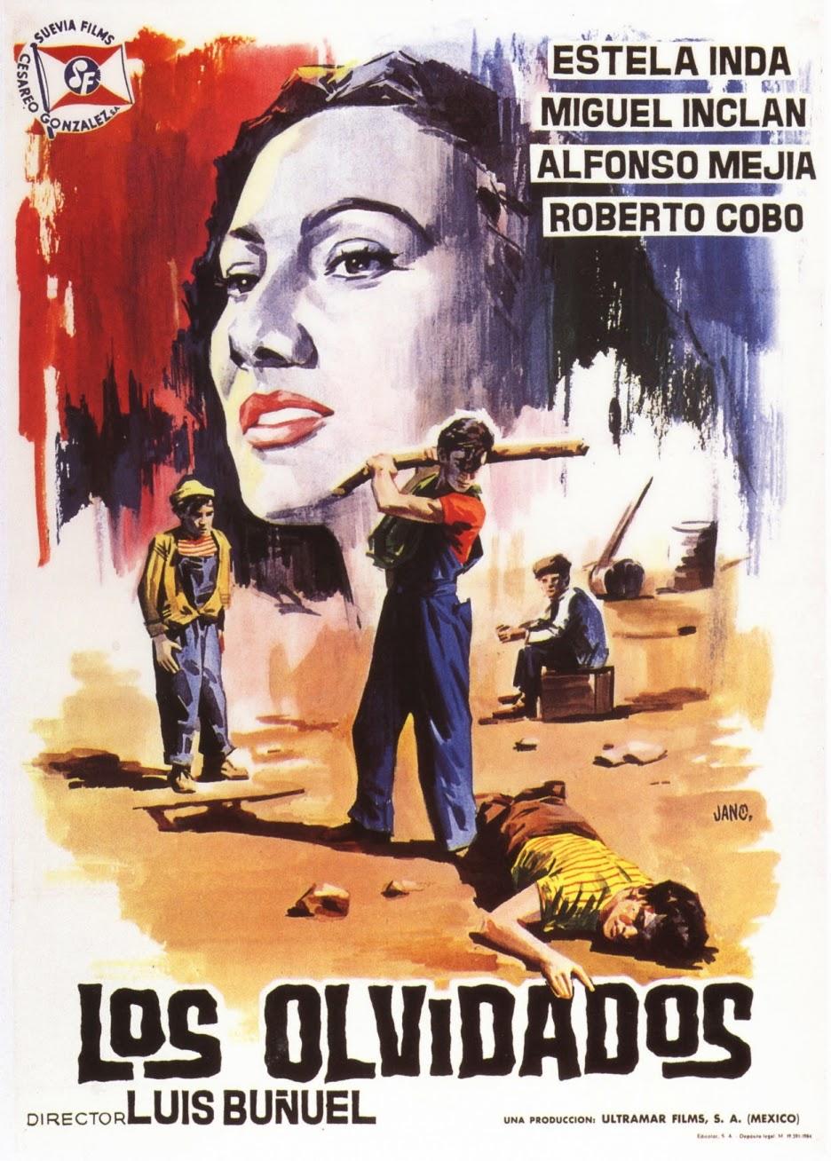 Los olvidados (1950) Descargar y ver Online Gratis