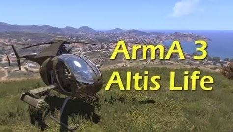 Serveur Altis Life Arma 3