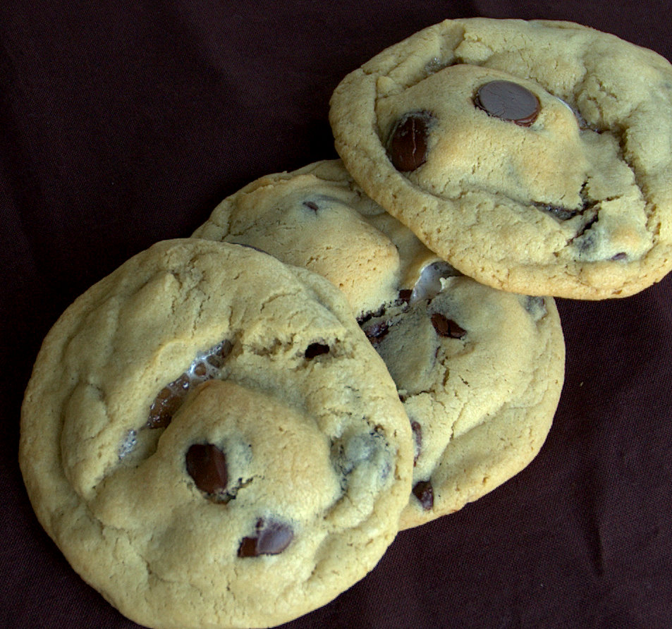 Marshmallow Stuffed Chocolate Chip Cookies Recipe