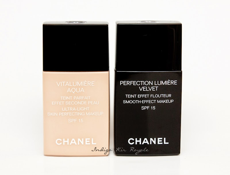 chanel velvet foundation. first impressions - chanel perfection lumiÈre velvet smooth-effect makeup spf 15 foundation chanel velvet foundation h