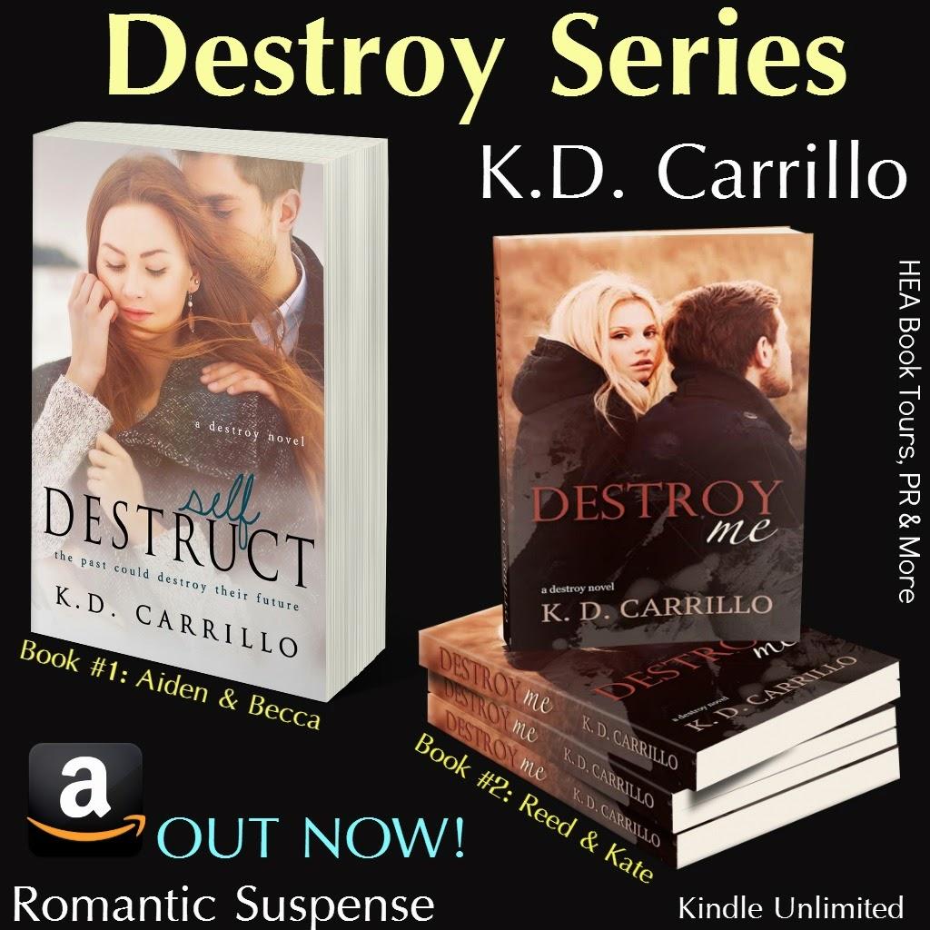 Romantic Suspense: *..HEA Bookshelf..*: A Must Read Romantic Suspense Series