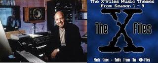 Mark Snow és az X-Akták zene