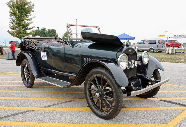 1917 Chevrolet Series D Roadster