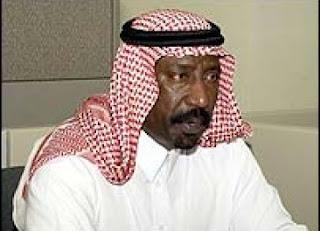 Algojo dari Arab Saudi